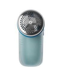 Modern fabric shaver for lint removing isolated on white