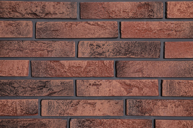 Texture of brick wall as background. Simple design